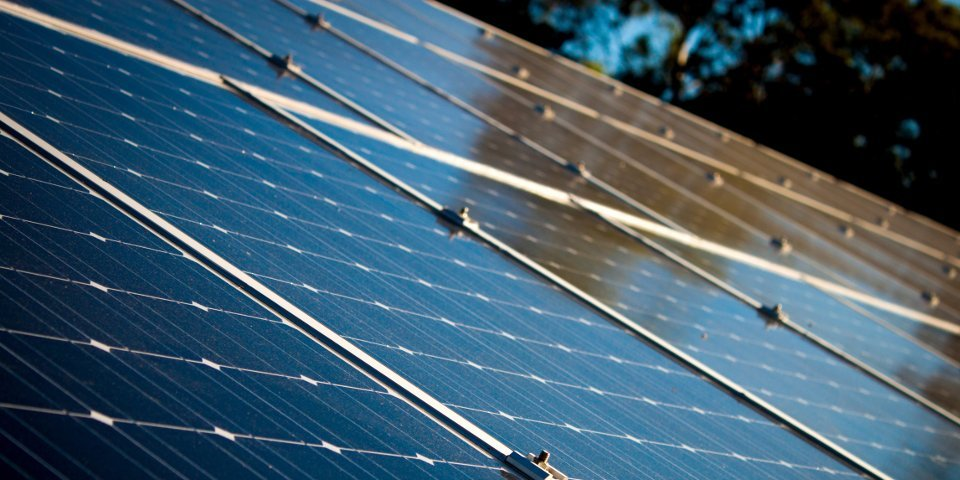 Pannelli solari impianto fotovoltaico